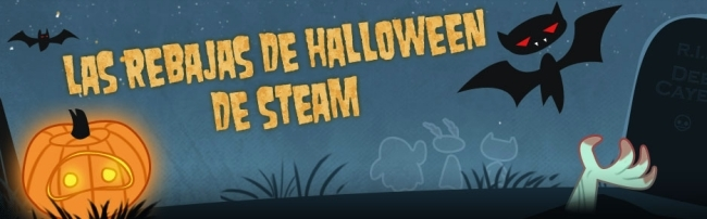 Las rebajas de Halloween de Steam