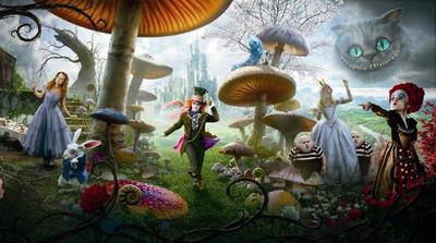 Tim Burton: 'Alicia en el país de las maravillas', el gran artificio