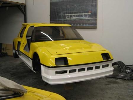 el renault 5 turbo ii ppg pace car es el safety car m s cool de la historia. Black Bedroom Furniture Sets. Home Design Ideas