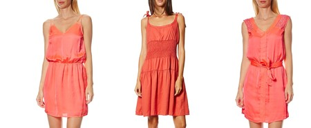 Tres ofertones en vestidos Naf Naf durante el Super Weekend de eBay: desde 15 hasta 21 euros y con envío gratis