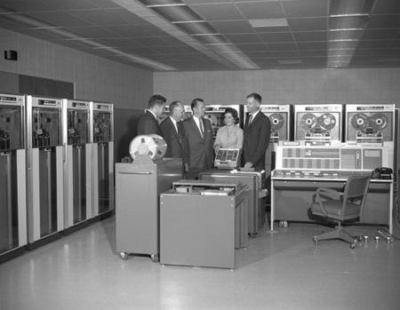 NASA IBM 7090