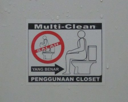 Bathroom Indonesia