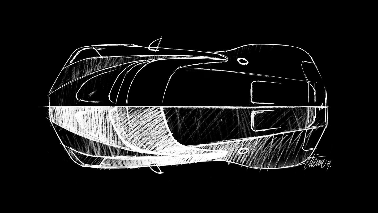 Foto de Bugatti Type 57 Atlantic La Voiture Noire (6/12)