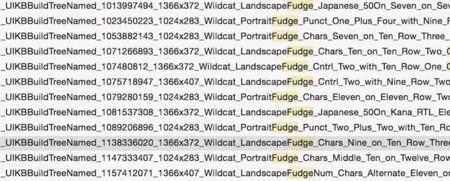 """El código de iOS nos muestra lo que puede ser la resolución del """"iPad Pro"""": 2732x2048 píxeles"""