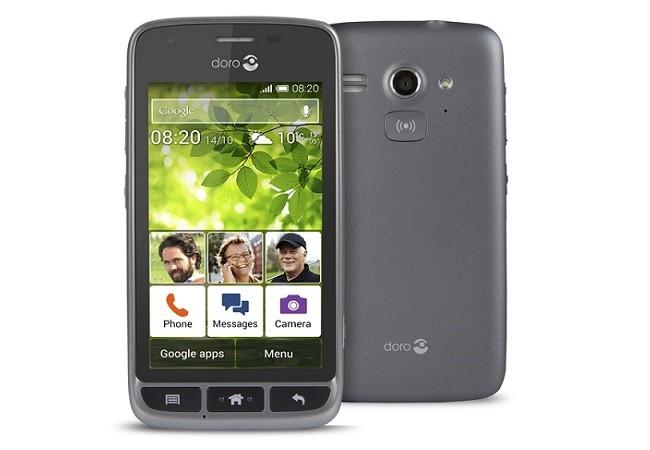 Doro Liberto 820 Mini, un smartphone Android para mayores que llega a Orange