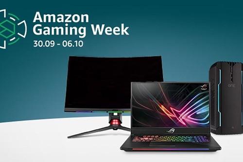 Las mejores ofertas en monitores de la Semana Gaming de Amazon: modelos de ASUS, Benq o HP a precios rebajados