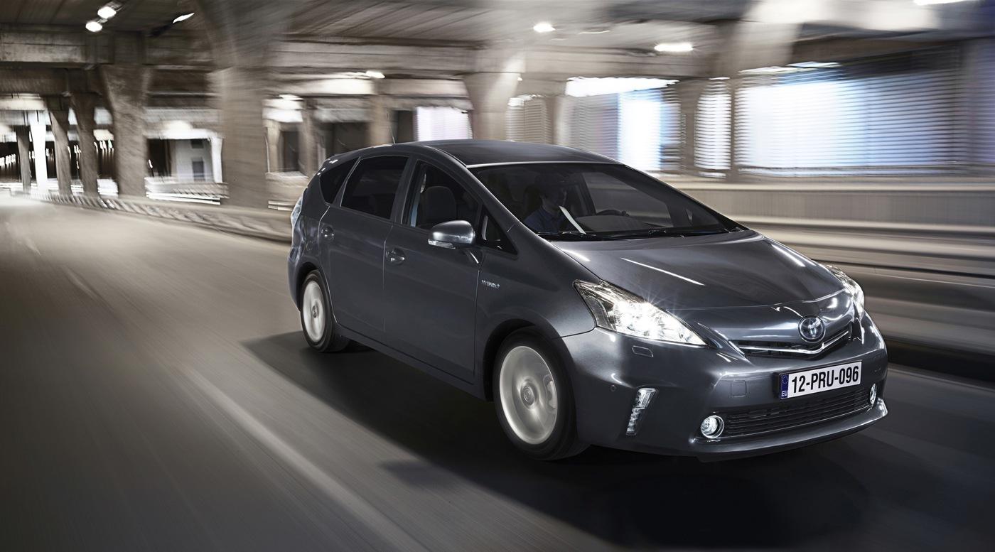 Foto de Toyota Prius+ (53/70)