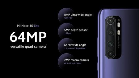 Xiaomi Mi Note 10 Lite 3
