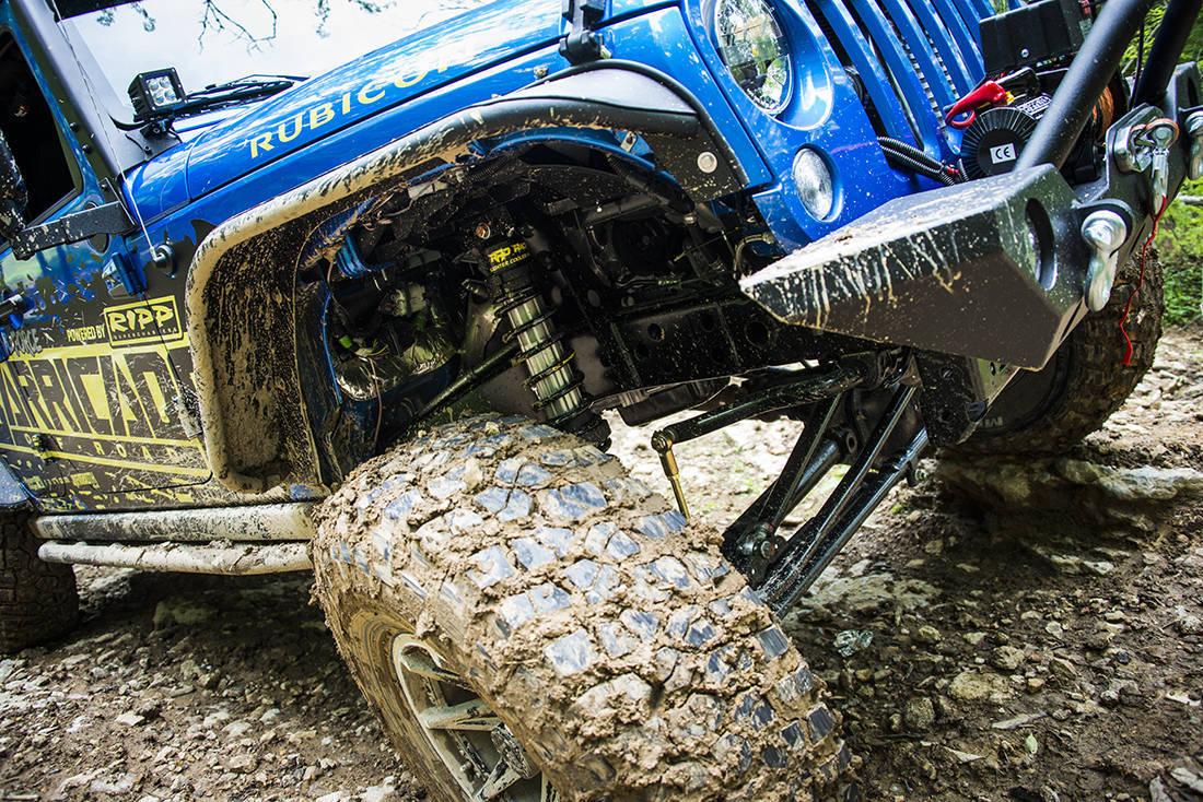 Foto de Jeep Wrangler Project Trail Force (15/19)