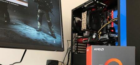 Ryzen 7 1800X, análisis: la mejor opción calidad/precio si quieres un PC potente todoterreno para años