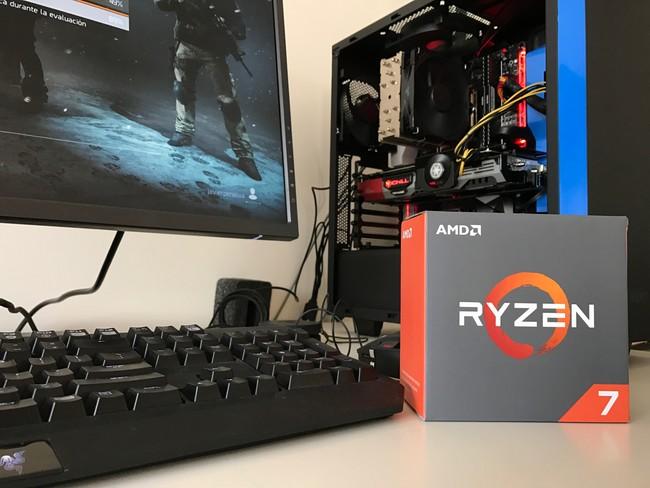 Ryzen 7 1800X review en español