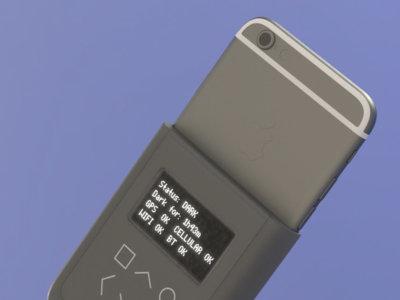 Edward Snowden diseña una funda anti-vigilancia para iPhone
