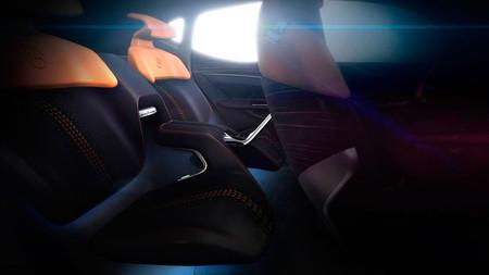 Pininfarina K350, teaser