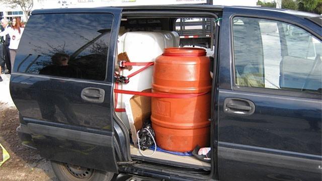 Ladrones de gasolina