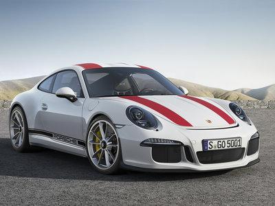 Al parecer, le debemos a Jerry Seinfeld la existencia del Porsche 911 R