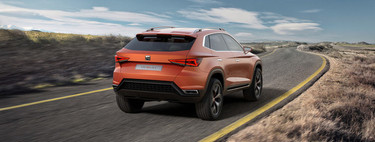 CUPRA podría lanzar un SUV propio, de aspecto coupé y denominado Terramar