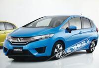 Filtrado: Nuevo Honda Fit 2014