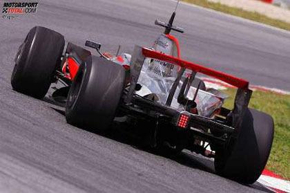 La F1 y los neumáticos slick regresan a Jerez