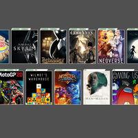Skyrim y Among Us no serán las únicas novedades de Xbox Game Pass en diciembre. Aquí tenéis otros nueve juegos más