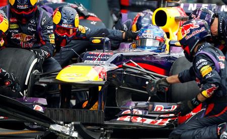 Cambios en las paradas en boxes de Fórmula 1 a partir del Gran Premio de Singapur