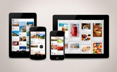 Más vale tarde que nunca: Pinterest presenta su aplicación para iPad y para Android