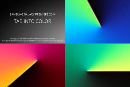 Samsung nos cita el 12 de junio para conocer sus nuevos tablets