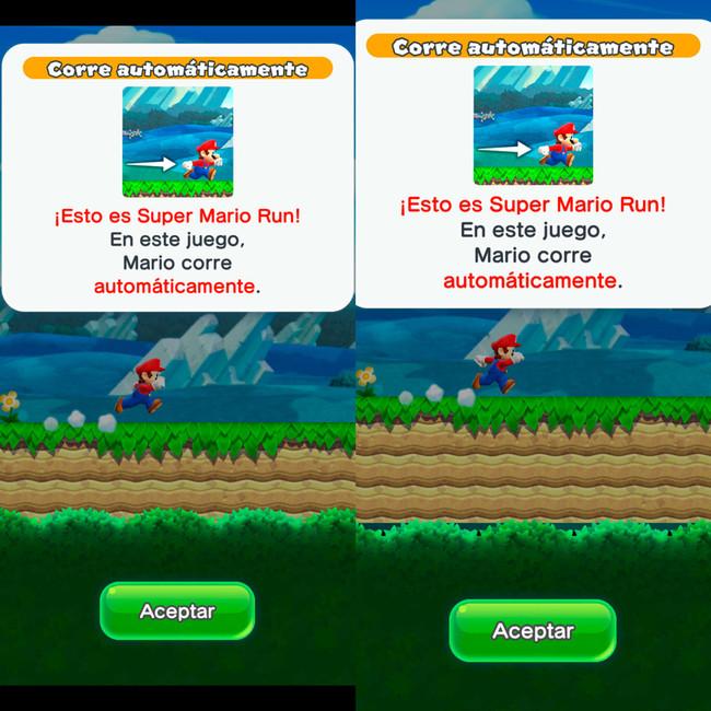 Super Mario Escalado