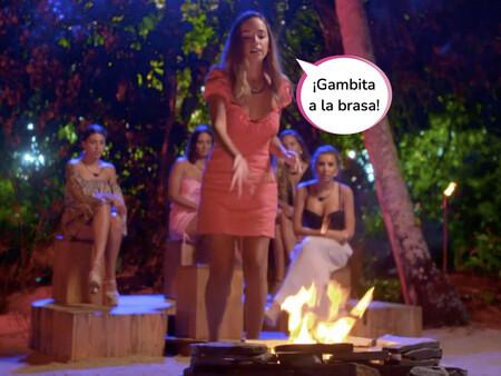Las drásticas decisiones de Lucía tras ver las imágenes de Manuel con Fiama y Stefany en la segunda hoguera de 'La Isla de las Tentaciones 3'