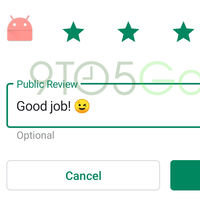 Google Play prepara una nueva función para valorar y comentar las aplicaciones sin salir de ellas
