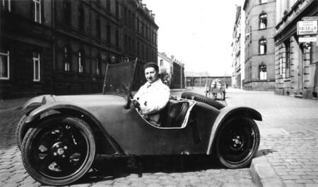 Josef Ganz, el ingeniero judío que inspiró el Volks-Wagen