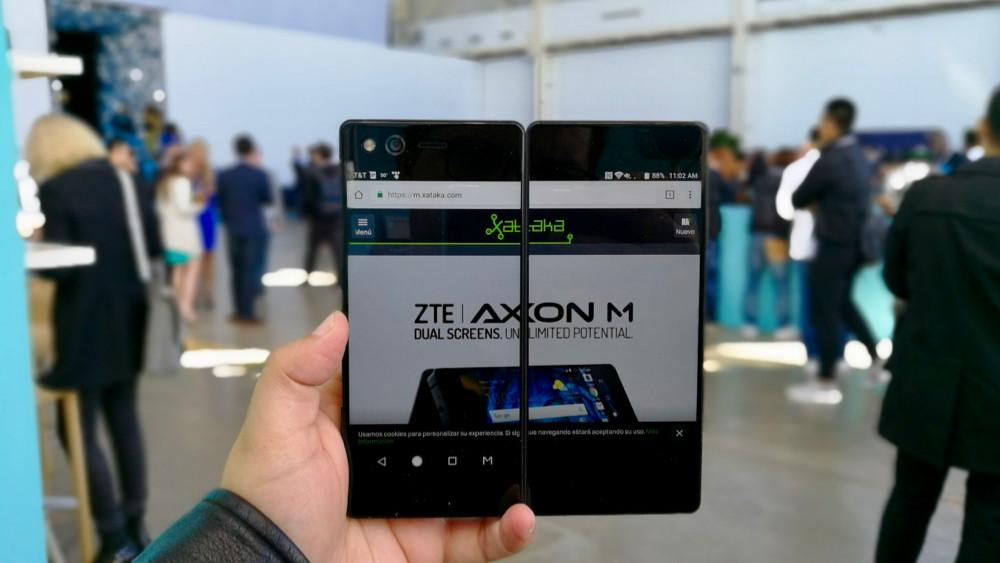 Axon M 2
