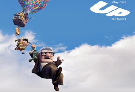 Cine en el salón: 'Up', tocar el infinito...y más allá