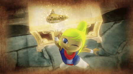 Hyrule Warriors Legends Tetra