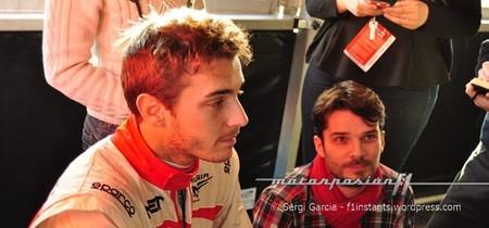 "Jules Bianchi: ""no he disputado ningún gran premio pero tengo experiencia"""