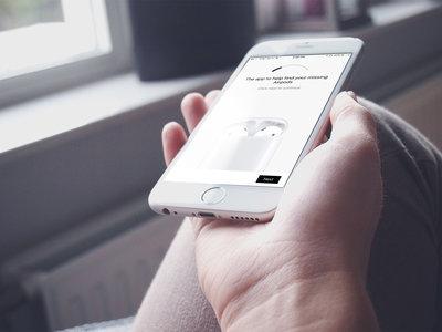 Esta app para iOS es capaz de encontrar tus AirPods si los has perdido