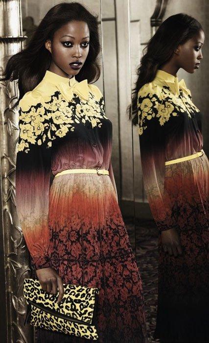 Vestido horror TopShop Otoño-Invierno 2011/2012