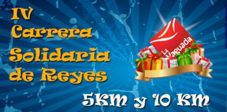 Comienza el año corriendo en la IV Carrera Solidaria de Reyes