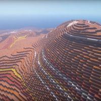 La Tierra ha sido replicada entera en 'Minecraft:' el poder de los mods permite embutir una versión virtual de nuestro planeta en el juego