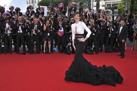 Paz Vega en Cannes: cuando lo espectacular se convierte en persona