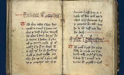 Forme of Cury, recetas del medioevo en Internet