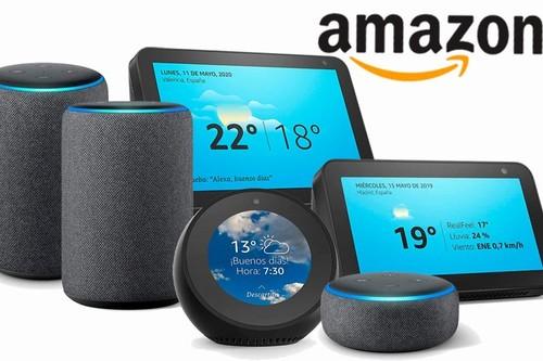 7 opciones para comprar un altavoz inteligente Echo Dot de Amazon a precio rebajado