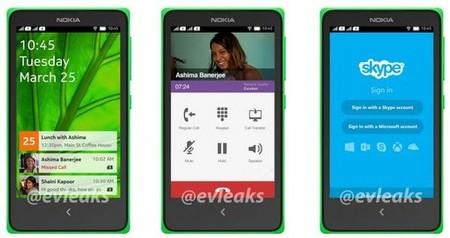 """Se filtran las especificaciones del Nokia X """"Normandy"""""""