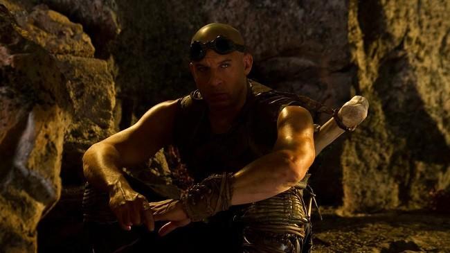 Vin Diesel es 'Riddick'