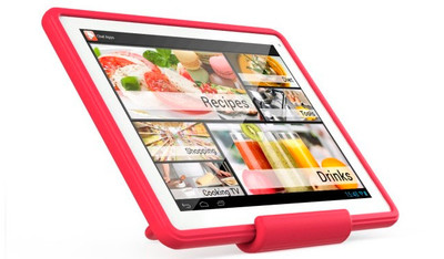 Archos ChefPad, el tablet que quiere que lo usemos en la cocina