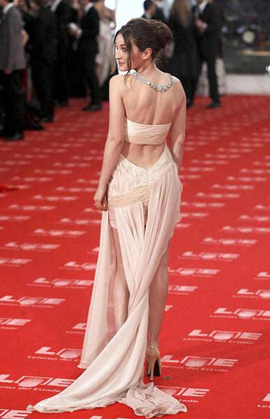 Foto de Alfombra roja de los Premios Goya 2011 (8/16)