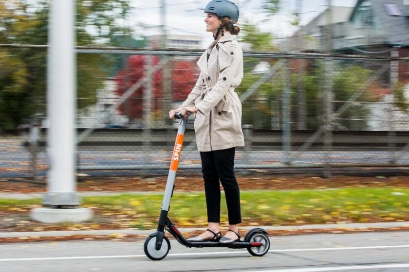 Ford también se pasa a los patinetes eléctricos compartidos comprando la startup Spin
