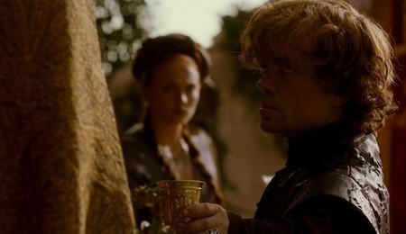 Tyrion y Sansa