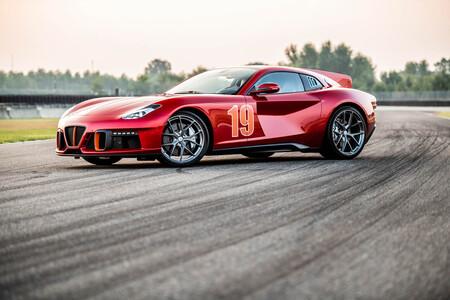 Touring Aero 3 Ferrari
