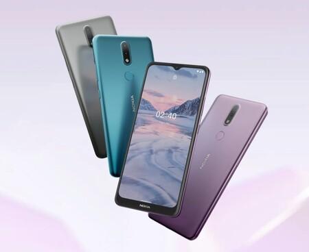 Los Nokia 3.4 y Nokia 2.4 llegan a España: precio y disponibilidad oficiales de los nuevos móviles con Android One, Cloud Pocket 365