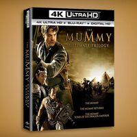 Trilogía de 'La Momia' en Blu-ray 4K está disponible en Amazon México por tan solo 411 pesos